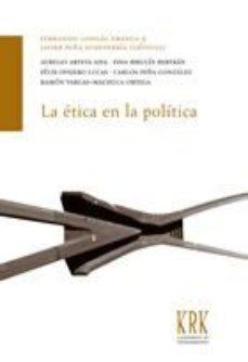 Portada de La Etica En La Politica