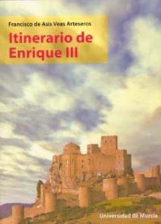 Portada de Itinerario De Enrique Iii