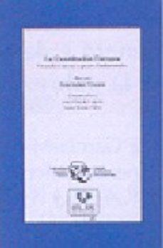 Portada de La Constitucion Europea: Un Analisis De Sus Aspectos Fundamentale S