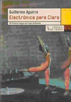 Portada de Electronica Para Clara