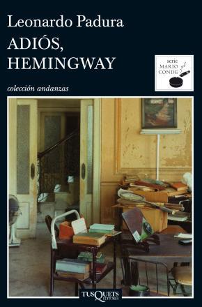 Portada de Adios, Hemingway