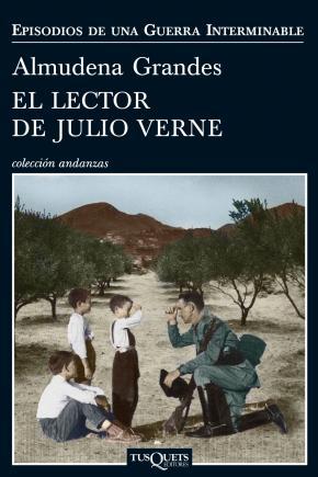 Portada de El Lector De Julio Verne