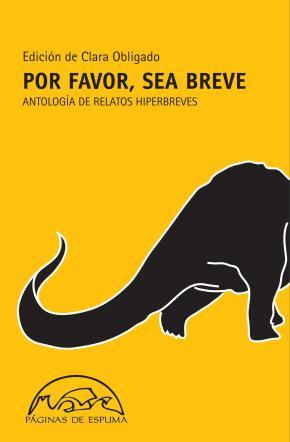 Portada de Por Favor, Sea Breve: Antologia De Hiperbreves