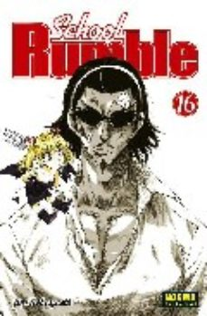 Portada de School Rumble 16