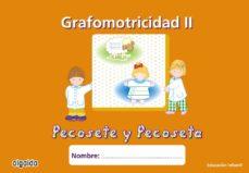 Portada de Nuevo Pecosete Y Pecoseta: Grafomotricidad 2, Educacion Infantil (3-5 Años)
