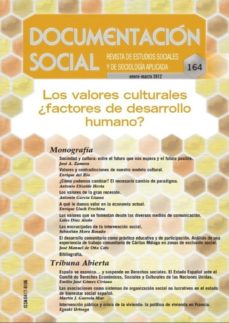 Portada de Los Valores Culturales. ¿factores De Desarrollo Humano?