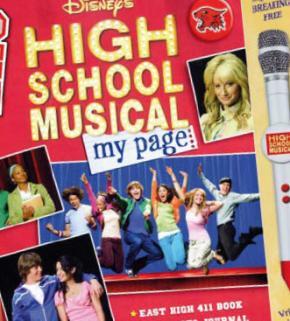 Portada de High School Musical: Un Sueño Hecho Realidad