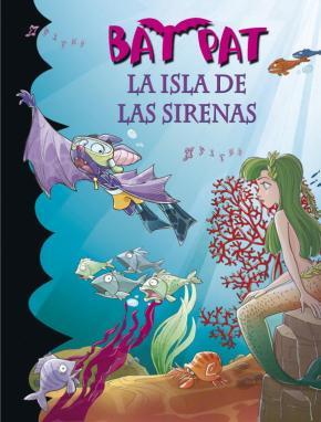 Portada de Bat Pat 12: La Isla De Las Sirenas