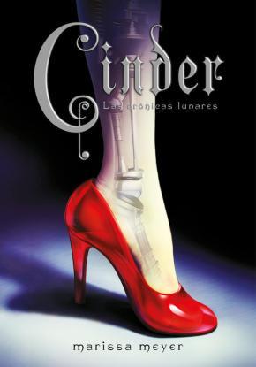 Portada de Cinder (cronicas Lunares 1)