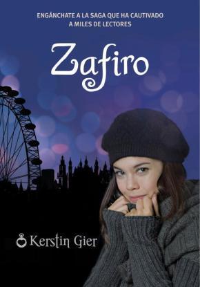 Portada de Zafiro