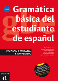 Portada de Gramatica Basica Del Estudiante De Español (A1-b1)