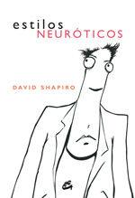 Portada de Estilos Neuroticos