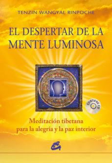 Portada de El Despertar De La Mente Luminosa (libro + Cd)