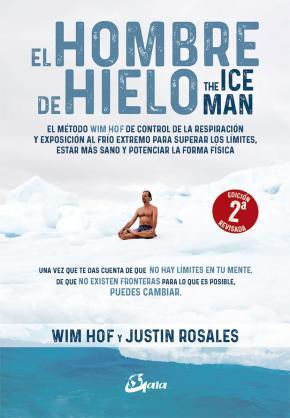 Portada de El Hombre De Hielo. The Iceman