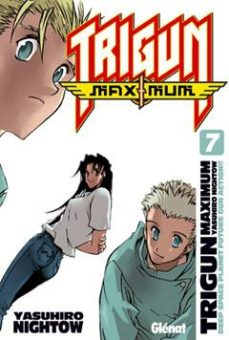 Portada de Trigun Maximum Nº 7