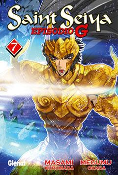 Portada de Saint Seiya: Los Caballeros Del Zodiaco Episodio G Nº 7