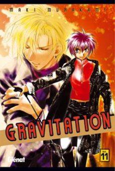 Portada de Gravitation Nº 11