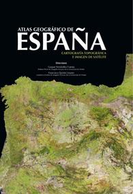 Portada de Atlas De España.cartografia Topografica E Imagen De Satelite (tom O I)
