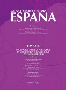 Portada de Atlas Tematico De España Tomo Iii