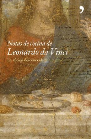 Portada de Notas De Cocina De Leonardo Da Vinci (5ª Ed.)