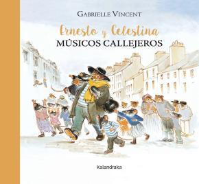 Portada de Ernesto Y Celestina, Musicos Callejeros