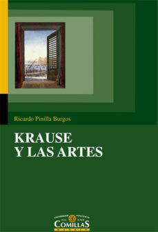 Portada de Krause Y Las Artes