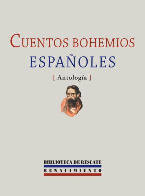 Portada de Cuentos Bohemios Españoles (antologia)