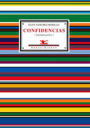 Portada de Confidencias (antologia Poetica)