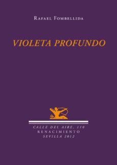 Portada de Violeta Profundo