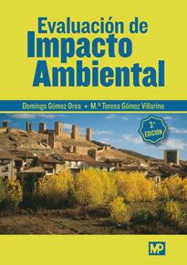 Portada de Evaluacion De Impacto Ambiental (3ª Edicion)
