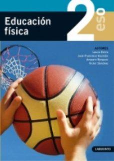 Portada de Educacion Fisica 2º Eso Castellano (loe)