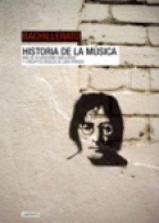 Portada de Historia De La Musica: Prueba De Acceso A La Universidad: Pau