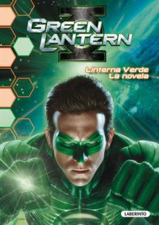 Portada de Green Lanter: Linterna Verde