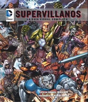 Portada de Dc Comics: Supervillanos