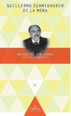 Portada de Amigos De Sor Juana