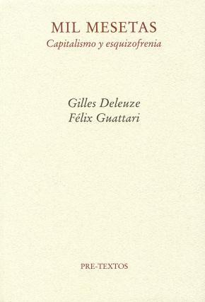 Portada de Mil Mesetas: Capitalismo Y Esquizofrenia (3ª Ed.)