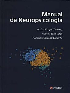 Portada de Manual De Neuropsicologia