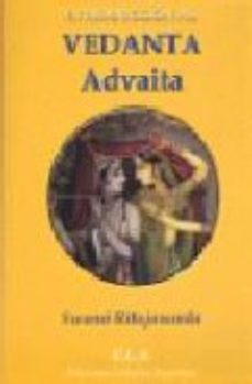 Portada de Introduccion Al Vedanta Advaita