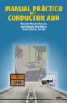 Portada de Manual Practico Del Conductor Adr