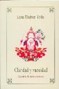 Portada de Claridad Y Vacuidad: El Tantra De Avalokitesvara