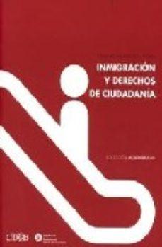 Portada de Inmigracion Y Derechos De Ciudadania: 3er Seminario Inmigracion Y Europa