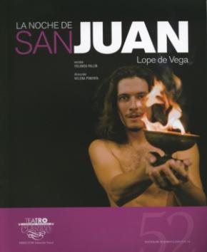 Portada de Textos De Teatro Clasico Nº 52: La Noche De San Juan