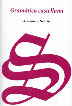 Portada de Gramatica Castellana