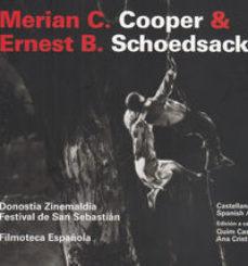 Portada de Merian C. Cooper & Ernest B. Schoedsack