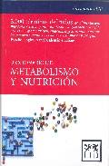 Portada de Diccionario Lid Metabolismo Y Nutricion
