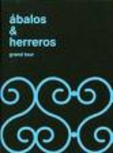 Portada de Abalos And Herreros Grand Tour (ed. Bilingue Español-ingles)