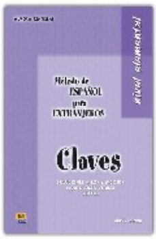 Portada de Claves Del Metodo De Español Para Extranjeros: Nivel Elemental (2 ª Ed.)