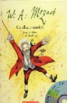 Portada de W.a. Mozart (incluye Disco Compacto)