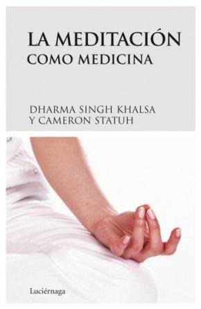 Portada de La Meditacion Como Medicina