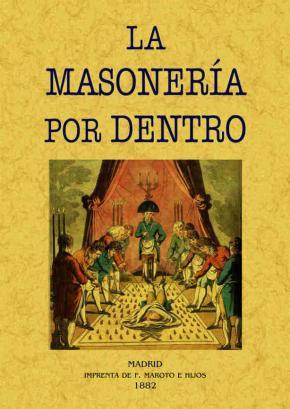 Portada de La Masoneria Por Dentro